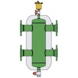 Гидравлический сепаратор DN65, фланцевое соединение Baxi (LSD79000032)